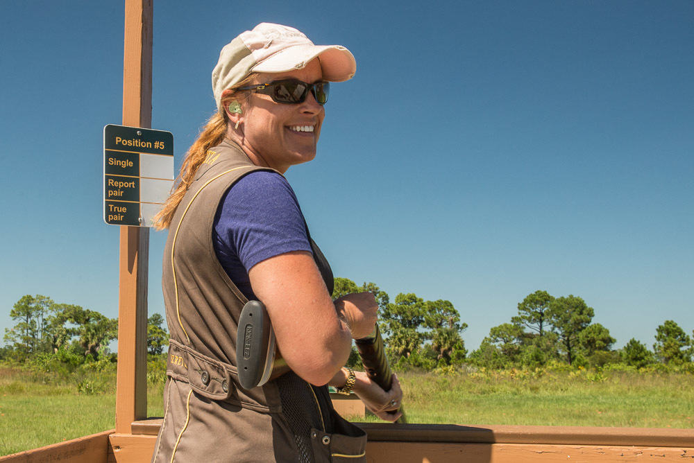 five stand sporting clays