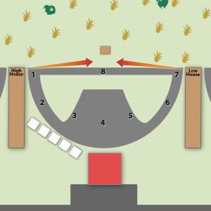 Illustration of Skeet Shooting