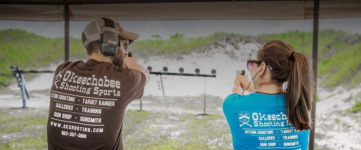 Along With And Pistol Ranges Our Outdoor Facility Has Five Separate 5 Stand Sporting Clays Fields